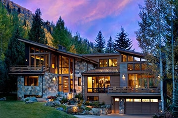 Showing home for sale in Vail