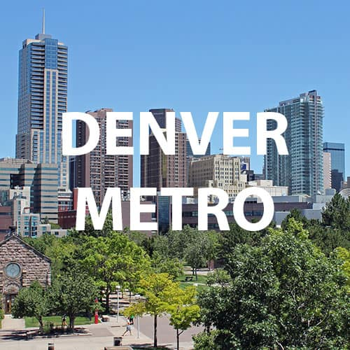 Denver Metro real estate search