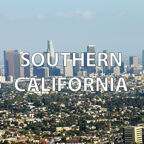 Southern California real estate search