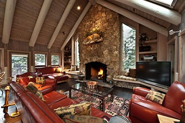 Showing home for rent in Vail