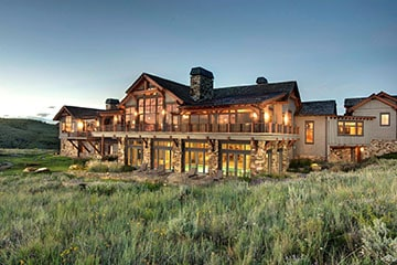 Showing home for purchase in Vail