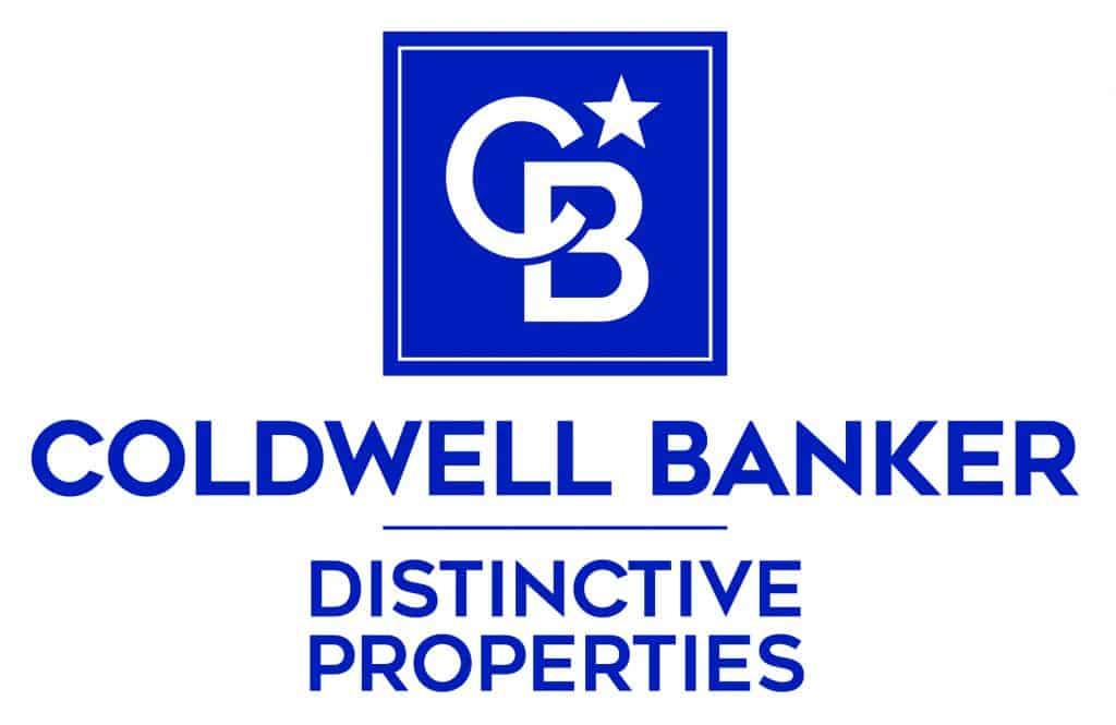 Coldwell Banker Distinctive Properties Blue Logo