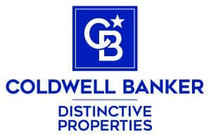Coldwell Banker Distinctive Properties Blue Logo